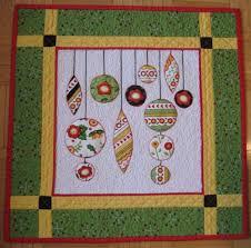Best 25+ Christmas quilting ideas on Pinterest | Christmas ... & christmas-ornaments-mini-quilt from Quilting Gallery Newsletter, Michele Adamdwight.com