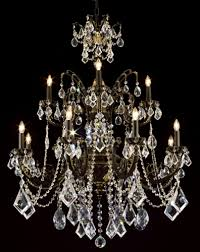 bronze and crystal chandelier antique brass chandelier asfour pertaining to modern residence brass crystal chandelier remodel