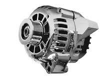 gm car truck alternators generators for gmc g tuff stuff replacement alternator 105 amps polished 12v gm cs130d case 8206nap fits gmc g3500