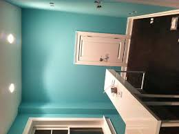tiffany blue office. Den/library/office - Benjamin Moore Tiffany Blue Office C