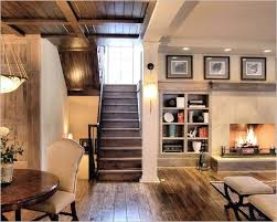 Creative Basement Finish Ideas For Cool Design Style 40 With Impressive Ideas For Finished Basement Creative