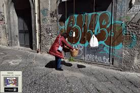 Coronavirus - Napoli - Il Centro Antico al Tempo del Covid 19 - Photogallery