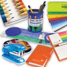 desk office branded merchandise office