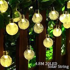 Online Get Cheap Solar Christmas Decoration Aliexpresscom Cheap Solar Fairy Lights