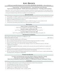 Student Teaching Resume Template – Mysticskingdom.info