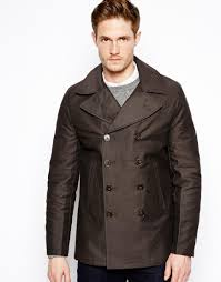 french connection peacoat