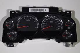 Used GMC Truck Instrument Clusters for Sale