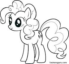 Twilight Sparkle Coloring Page My Little Pony Coloring Pages
