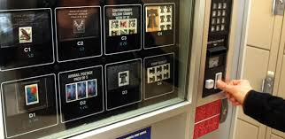Postage Vending Machines