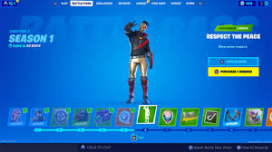 Fortnite How To Level Up Battle Pass Attack Of The Fanboy