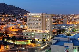 Hotel Doubletree 600 North El Paso Street Tx Booking Com
