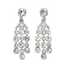 eisenberg chandelier earrings eisenberg chandelier earings b