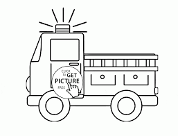 Small Picture fire truck coloring pages printable Archives Best Coloring Page