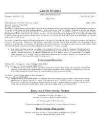Resume Examples Logistics Resume Examples