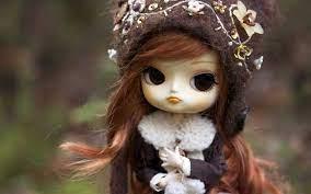 Doll Toy Redhead Wallpaper - 4k ...