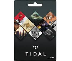 the deal two 20 tidal gift cards