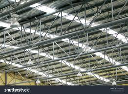 Energy Efficient Roof Design Futuristic Energyefficient Roof Design Stock Photo Edit Now