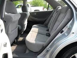 seat covers for honda accord leather 2004