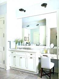 bathroom makeup vanity. Makeup Vanity For Bathroom Height With Counter W