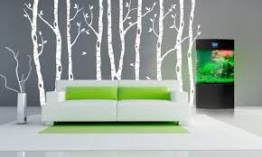 image of astonishing tree vinyl wall decal