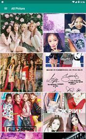 Black Pink Wallpaper Offline HD for ...