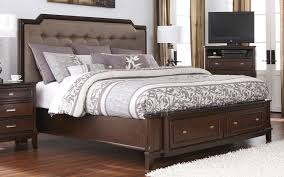 The King Size Storage Bed