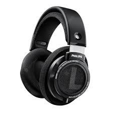 <b>Philips Audio Philips SHP9500 HiFi</b> Precision Stereo Headset Over ...