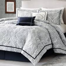 fl pattern bedding black and white comforter set queen stripped patterned beddi on fl pattern bed