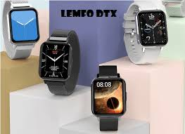 <b>LEMFO DTX</b> New <b>ECG</b> SmartWatch 2020 - Chinese Smartwatches