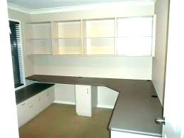 built in home office furniture. Built In Office Furniture Home Custom . Bamboo