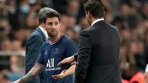 Messi: Der erste große PSG-Krach: Wehe, du wechselst Messi aus! - Fussball  - Bild.de