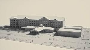 hilton garden inn rendering 2