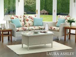 laura ashley wilton wilton chair sofa and coffee table white wash main fabric gosford cranberry ter cushions amie duck egg