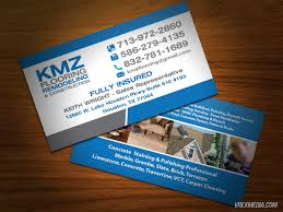 Carpet Cleaning Business Cards Designs Flooring Business Card Kalde Bwong Co