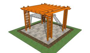 diy pergola plans ideas you can build