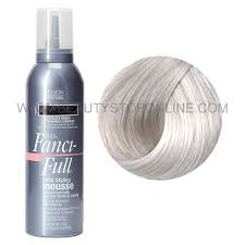 Roux Fanci Full Color Styling Mousse 52 White Minx