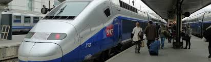 trains from paris to other countries