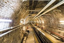 empty subway tunnel. Contemporary Tunnel Empty Railway In Tunnel For Design Throughout Subway Tunnel N