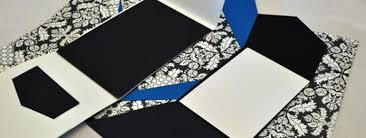 Foldable Invitation Template Pocketfold Design Templates Envelopme Com