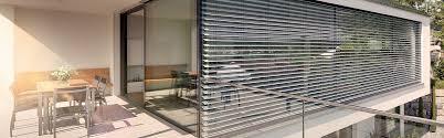 Außenjalousien Raffstoren Kobe Fenster Türen Sonnenschutz Gmbh