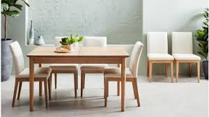 capella double erfly extension dining table