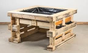 Ein kreatives baumhaus im garten selber bauen! Hochbeet Aus Paletten Selbst De