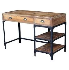 industrial office desk. Industrial Desk Design Office Elegant Rustic Home Ideas Regarding .