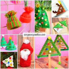 20 Easy Christmas Crafts For Toddlers  Totschooling  Toddler Christmas Crafts For Preschool