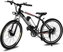ANCHEER Power Plus Electric Mountain Bike, 26 ... - Amazon.com