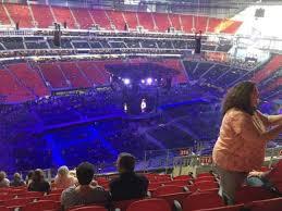 Mercedes Benz Stadium Atlanta Concert Seating Chart Concert Photos At Mercedes Benz Stadium