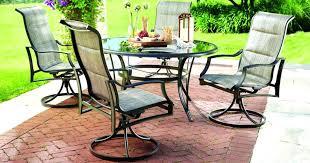hampton bay swivel patio chairs two bay padded sling swivel patio dining chairs hampton bay swivel