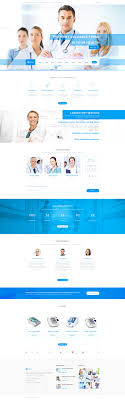 Meda Responsive Hospital And Health Care Psd Template