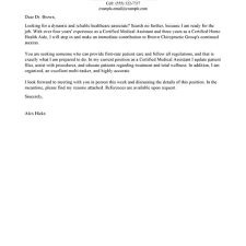 Best Healthcare Cover Letter Examples Order Essays Online Business
