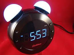Futuristic Clock Review Wake Up To Electrohomes Retro Alarm Clock Radio